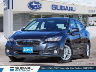 Used 2017 Subaru Impreza Touring -SYMMETRICAL AWD - HEATED SEATS ! for sale in Sudbury, ON
