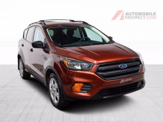Used 2018 Ford Escape S  A/C  MAGS for sale in Île-Perrot, QC