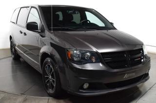 Used 2016 Dodge Grand Caravan RT CUIR MAGS TV/DVD STOW N'GO CAMÉRA DE RECUL for sale in Île-Perrot, QC