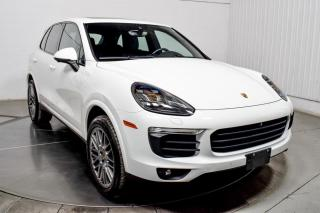 Used 2018 Porsche Cayenne AWD CUIR TOIT GPS for sale in Île-Perrot, QC
