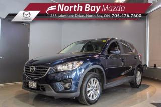 Used 2016 Mazda CX-5 GS Luxury AWD - Sunroof - Heated Seats - Clean CarFax for sale in North Bay, ON