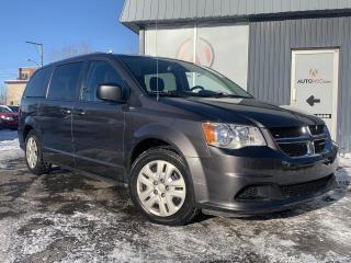 Used 2016 Dodge Grand Caravan ***SXT,STOW&GO,DVD,CAMERA,AUBAINE*** for sale in Longueuil, QC