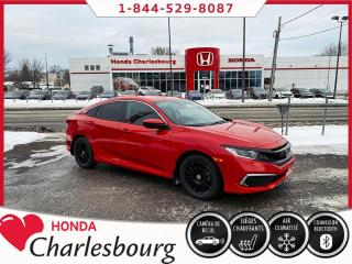 Used 2020 Honda Civic LX **AUTOMATIQUE**8497 KM** for sale in Charlesbourg, QC
