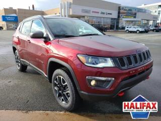 New 2021 Jeep Compass Trailhawk Elite for sale in Halifax, NS