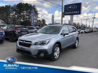 Used 2018 Subaru Outback 2.5i AWD ** COMMODITÉ ** for sale in Victoriaville, QC