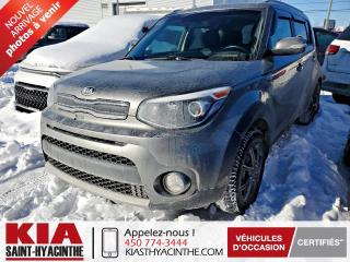 Used 2019 Kia Soul EX+ * CAMÉRA DE RECUL / SIÈGES CHAUFFANT for sale in St-Hyacinthe, QC
