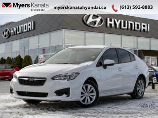 Used 2019 Subaru Impreza 4-dr Convienence AT  - $139 B/W for sale in Kanata, ON