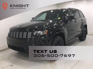 Used 2020 Jeep Grand Cherokee Altitude | Leather | Sunroof | Navigation | for sale in Regina, SK