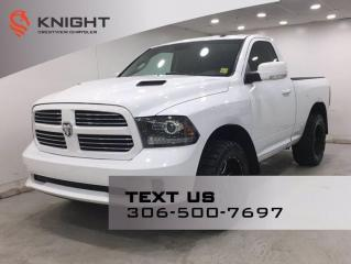 Used 2015 RAM 1500 Sport Regular Cab 4x4 | Navigation | for sale in Regina, SK
