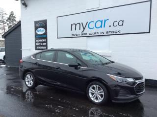 Used 2019 Chevrolet Cruze LT HEATED SEATS, ALLOYS, BACKUP CAM, BLUETOOTH!! for sale in Kingston, ON