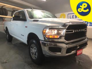 Used 2020 RAM 2500 Big Horn 4x4 Crew Cab * 6.4L HEMI V8 W/FUELSAVER MDS * Back Up Camera * 18 Chrome Rims * Chrome Bumpers * Heated Tow Mirrors * Rear Climate Control * for sale in Cambridge, ON