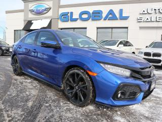 Used 2018 Honda Civic Hatchback Sport Touring for sale in Ottawa, ON
