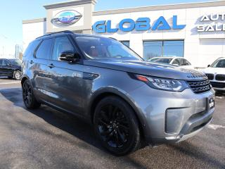 Used 2017 Land Rover Discovery HSE LUXURY 7 PASSENGER for sale in Ottawa, ON
