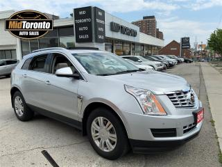 Used 2015 Cadillac SRX Luxury - No Accidents - Navi - Panoramic Sun Roof - Leather - Heated Steering Wheel - BOSE for sale in North York, ON