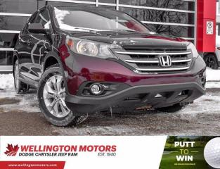Used 2013 Honda CR-V EX | New Front Tires | New Front Rotors .... for sale in Guelph, ON