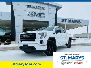 New 2021 GMC Sierra 1500 Elevation 4WD for sale in St. Marys, ON