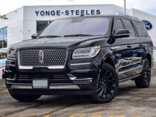 Used 2020 Lincoln Navigator Reserve for sale in Thornhill, ON
