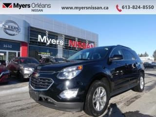 Used 2017 Chevrolet Equinox LT  - Bluetooth -  Heated Seats - $137 B/W for sale in Orleans, ON