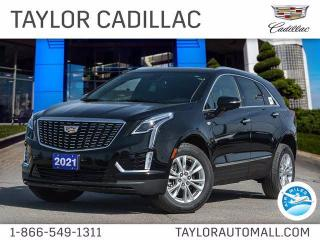 New 2021 Cadillac XT5 AWD Luxury for sale in Kingston, ON