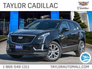 New 2021 Cadillac XT5 AWD Sport for sale in Kingston, ON