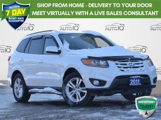 Used 2011 Hyundai Santa Fe AWD | 3.5L | POWER SEAT & WINDOWS| SUNROOF |  LEATHER for sale in Waterloo, ON