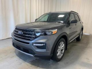 New 2021 Ford Explorer XLT 4WD for sale in Regina, SK