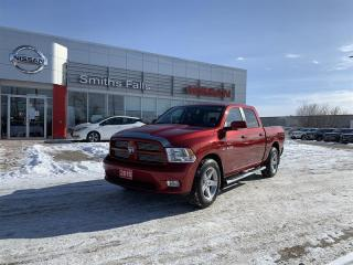 Used 2010 Dodge Ram 1500 Sport Crew Cab for sale in Smiths Falls, ON