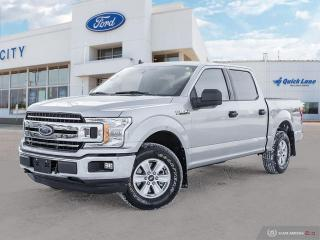 Used 2020 Ford F-150 XLT for sale in Winnipeg, MB