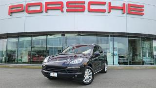 Used 2013 Porsche Cayenne DIESEL for sale in Langley City, BC