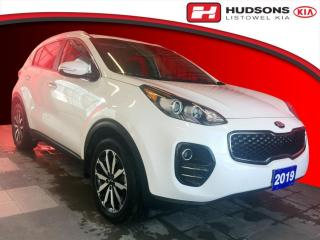 Used 2019 Kia Sportage EX Leather Seats | One Owner | Push Button Start for sale in Listowel, ON