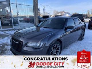 Used 2015 Chrysler 300 300S | Leather | Htd Seats | B/U Cam | Btooth | Sroof for sale in Saskatoon, SK