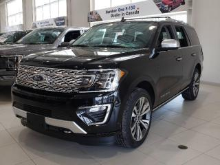 New 2021 Ford Expedition Platinum for sale in Thornhill, ON