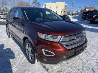 Used 2015 Ford Edge Titanium for sale in Cornwall, ON