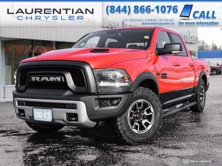 Used 2017 RAM 1500 Rebel!!  BACKUP CAMERA!! BFG KO2 Tires for sale in Sudbury, ON