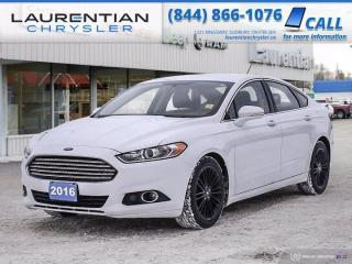 Used 2016 Ford Fusion SE!! HEATED SEATS!! BACKUP CAMERA!!  BLUETOOTH!! for sale in Sudbury, ON