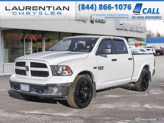 Used 2017 RAM 1500 Outdoorsman!!  4X4!!  BLUETOOTH!! for sale in Sudbury, ON