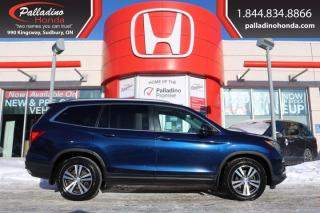 Used 2016 Honda Pilot EX-L - BLIND SPOT CAMERA HEATED SEATS NAVI - for sale in Sudbury, ON