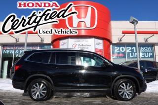 Used 2020 Honda Pilot EX-L NAVI - HONDA CERTIFIED - RATES STARTING @ 3.69% for sale in Sudbury, ON