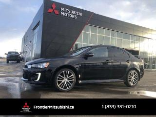 Used 2017 Mitsubishi Lancer ES for sale in Grande Prairie, AB