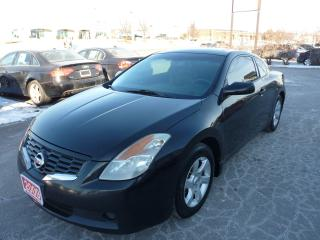 Used 2009 Nissan Altima for sale in Kitchener, ON