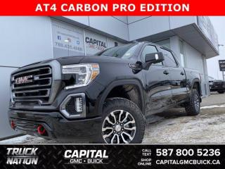 New 2021 GMC Sierra 1500 Crew Cab AT4 for sale in Edmonton, AB