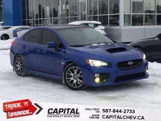 Used 2015 Subaru WRX w/Sport-tech Pkg for sale in Calgary, AB