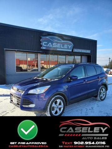 2013 Ford Escape SE (ALL WHEEL DRIVE)