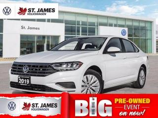 Used 2019 Volkswagen Jetta Comfortline, Clean Carfax, Apple CarPlay, Heated Seats for sale in Winnipeg, MB