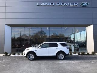 Used 2017 Land Rover Discovery Sport HSE for sale in Halifax, NS