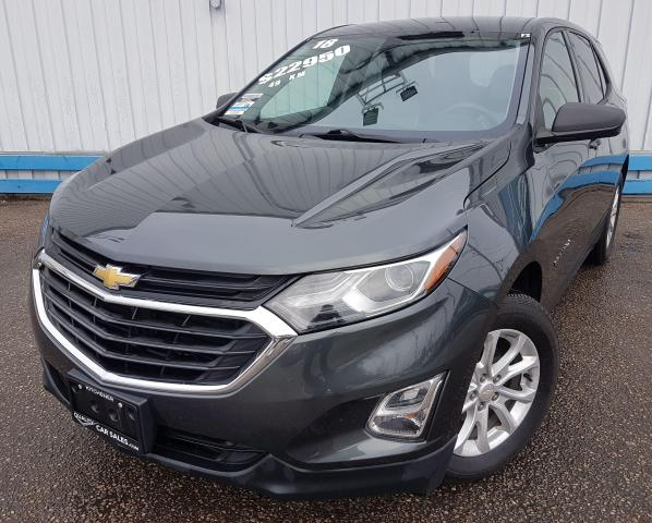 2018 Chevrolet Equinox LS AWD *HEATED SEATS*