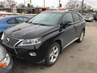 Used 2013 Lexus RX 350 AWD for sale in Mississauga, ON