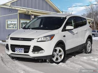 Used 2016 Ford Escape SE,AWD,R/V CAM,B.TOOTH,HEATED SEATS for sale in Orillia, ON