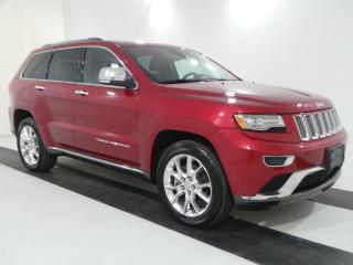 Used 2014 Jeep Grand Cherokee Summit Eco Diesel for sale in Toronto, ON
