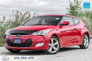 Used 2013 Hyundai Veloster 6 Speed|Heated seats|Push to start|Cruise| for sale in Bolton, ON